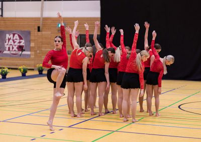 Tanzformation IndepenDance - TuS 96 Hilden