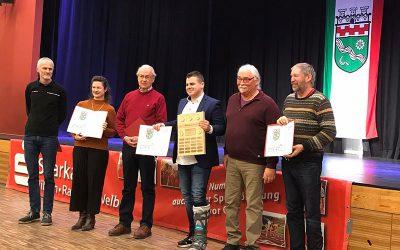 TuS 96 bei Sportabzeichengala sehr erfolgreich!